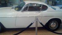 1967 Volvo P1800 Overview