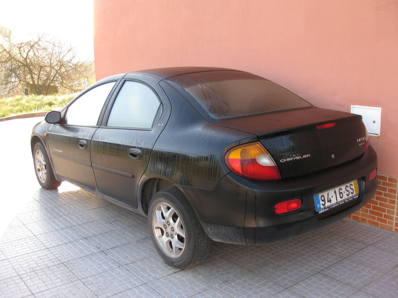 chrysler neon questions 2001 chrysler neon has egr valve. Black Bedroom Furniture Sets. Home Design Ideas