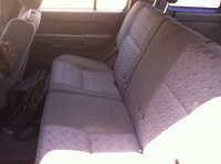 Picture of 1998 Nissan Pathfinder 4 Dr LE 4WD SUV, interior