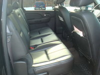 Picture of 2013 Chevrolet Silverado 3500HD LTZ Crew Cab LB DRW 4WD, interior
