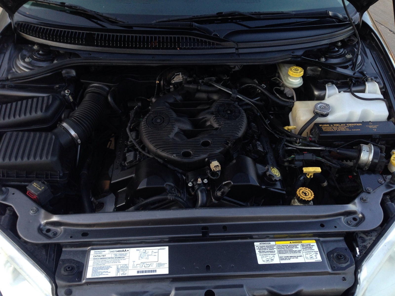 Picture of 2004 Dodge Intrepid SE, engine