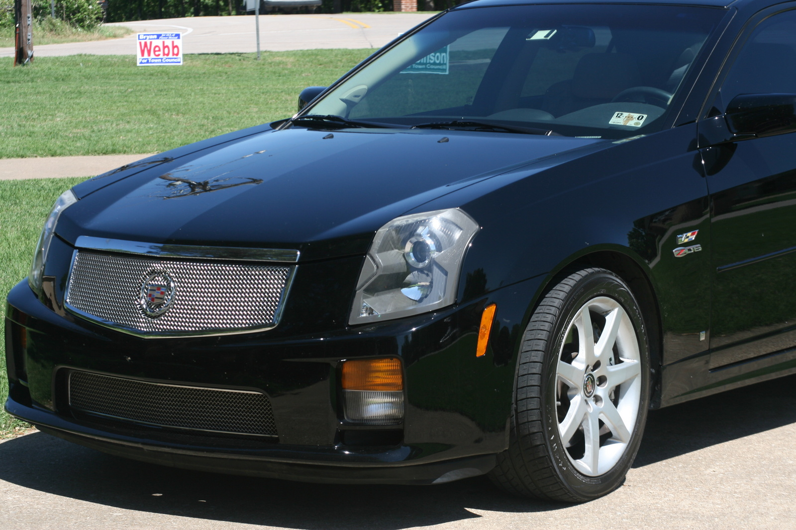 used 2007 cadillac cts pricing edmunds autos post. Black Bedroom Furniture Sets. Home Design Ideas