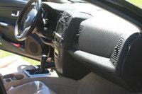 2006 Cadillac CTS-V Base, Instrument front seat, interior