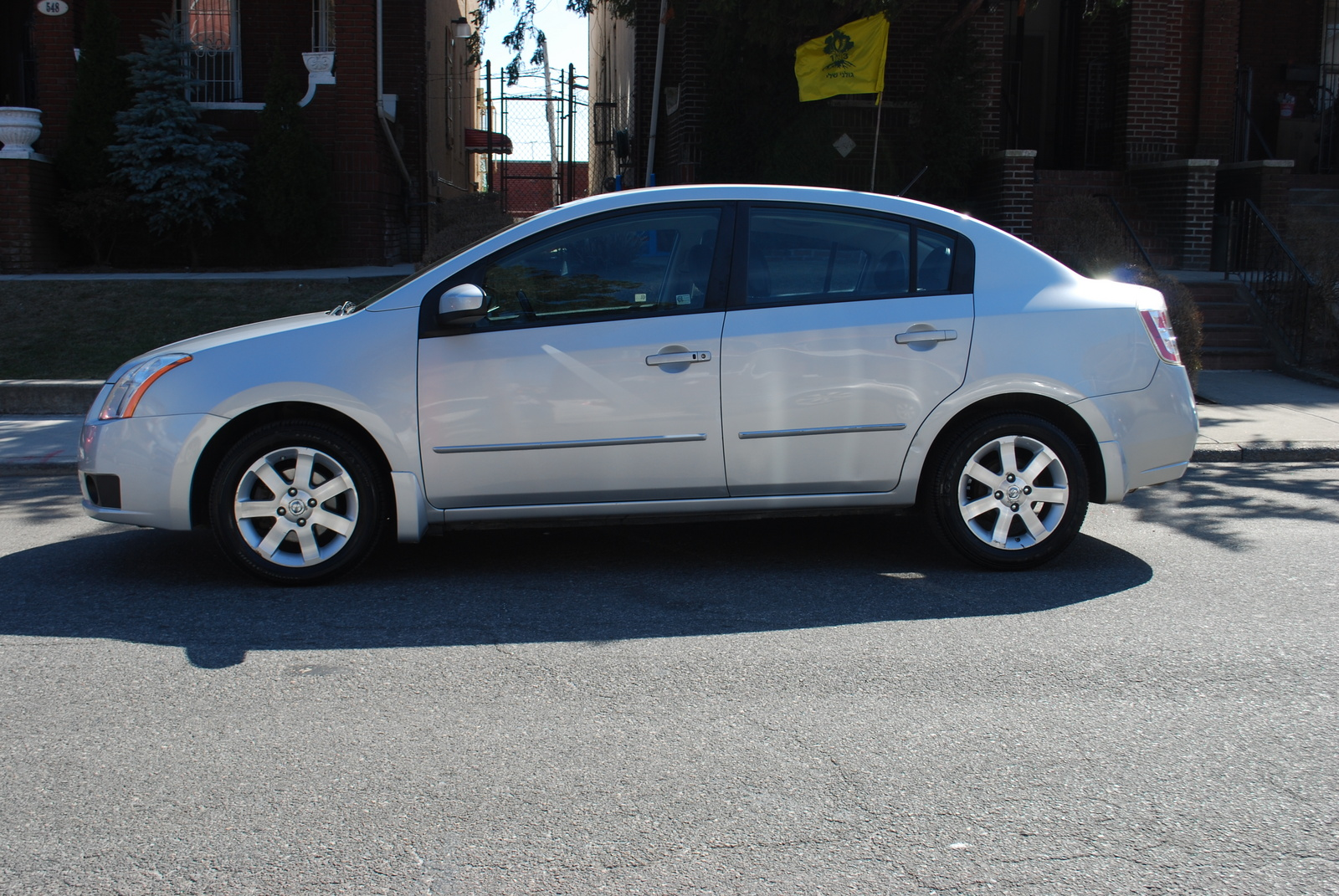 Picture Of 2007 Nissan Sentra Sl Exterior