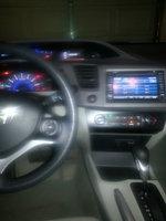 Picture of 2012 Honda Civic EX w/ Navigation, interior