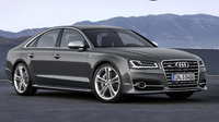 2015 Audi S8 Overview