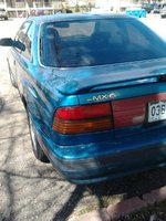Picture of 1992 Mazda MX-6 2 Dr DX Coupe, exterior