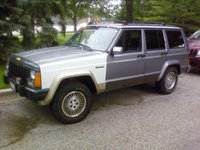 1992 Jeep Cherokee 4 Dr Limited 4WD, 1991 Jeep XJ Limited - Sold 2010  (sad), exterior, gallery_worthy