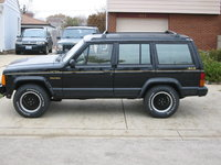 1992 Jeep Cherokee 4 Dr Limited 4WD, 1992 Jeep XJ Limited - Project Jeep, exterior