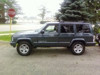 1992 Jeep Cherokee 4 Dr Limited 4WD, 2001 Jeep XJ Limited - Daily Driver, exterior
