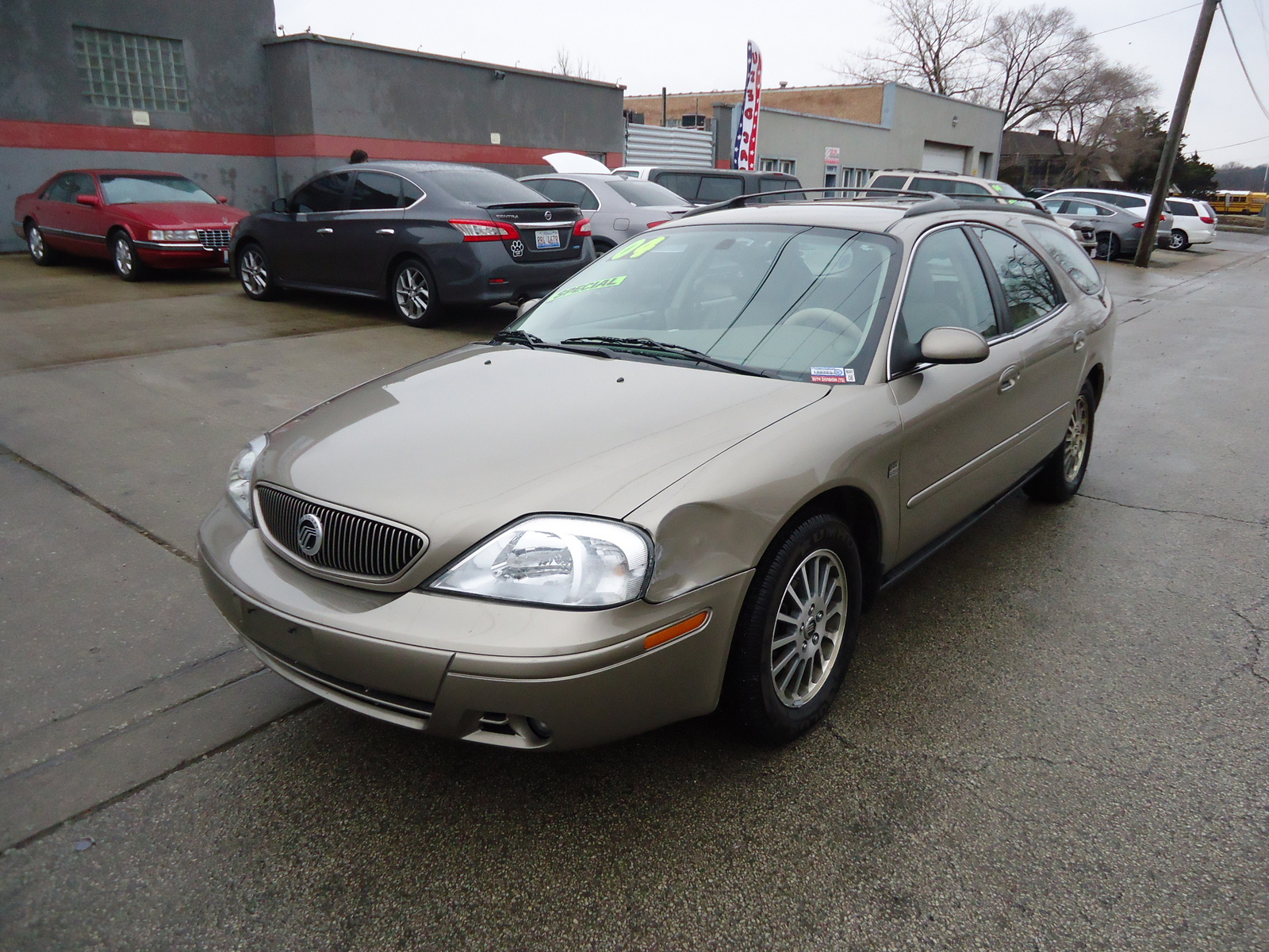 2004 mercury sable wagon related infomation specifications. Black Bedroom Furniture Sets. Home Design Ideas