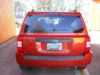Foto de un 2009 Jeep Patriot, exterior, gallery_worthy