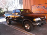 Picture of 1998 Mazda B-Series Pickup 2 Dr B4000 SE Extended Cab SB, exterior