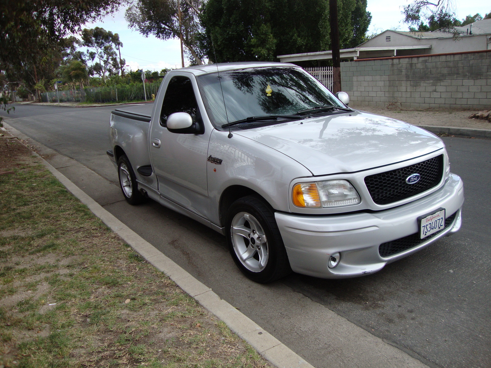 2000 ford f 150 svt lightning overview cargurus
