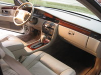 Picture of 1998 Cadillac Eldorado Touring Coupe, interior