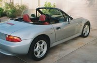 1996 BMW Z3 2 Dr 1.9 Convertible picture, exterior