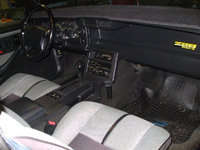Picture of 1990 Chevrolet Camaro IROC Z, interior