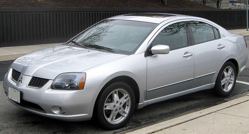 Mitsubishi 2007 galant