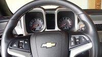 Picture of 2013 Chevrolet Camaro 2SS Convertible, interior