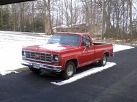1976 Chevrolet C/K 20 Picture Gallery