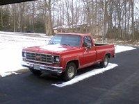 1976 Chevrolet C/K 20 Overview