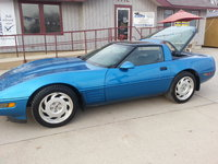 1992 Chevrolet Corvette Coupe picture, exterior