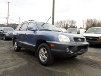 Picture of 2002 Hyundai Santa Fe 2.7L GLS AWD, exterior, gallery_worthy