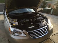 Picture of 2013 Chrysler 200 Touring, engine
