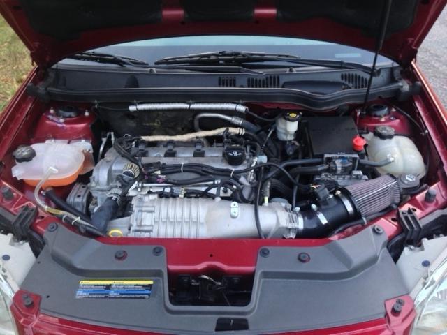 2007 Pontiac G5 - Pictures