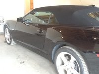 Picture of 2013 Chevrolet Camaro 2SS Convertible, exterior