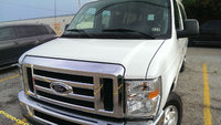 Picture of 2013 Ford E-Series Wagon E-350 XLT Super Duty Ext, exterior, gallery_worthy