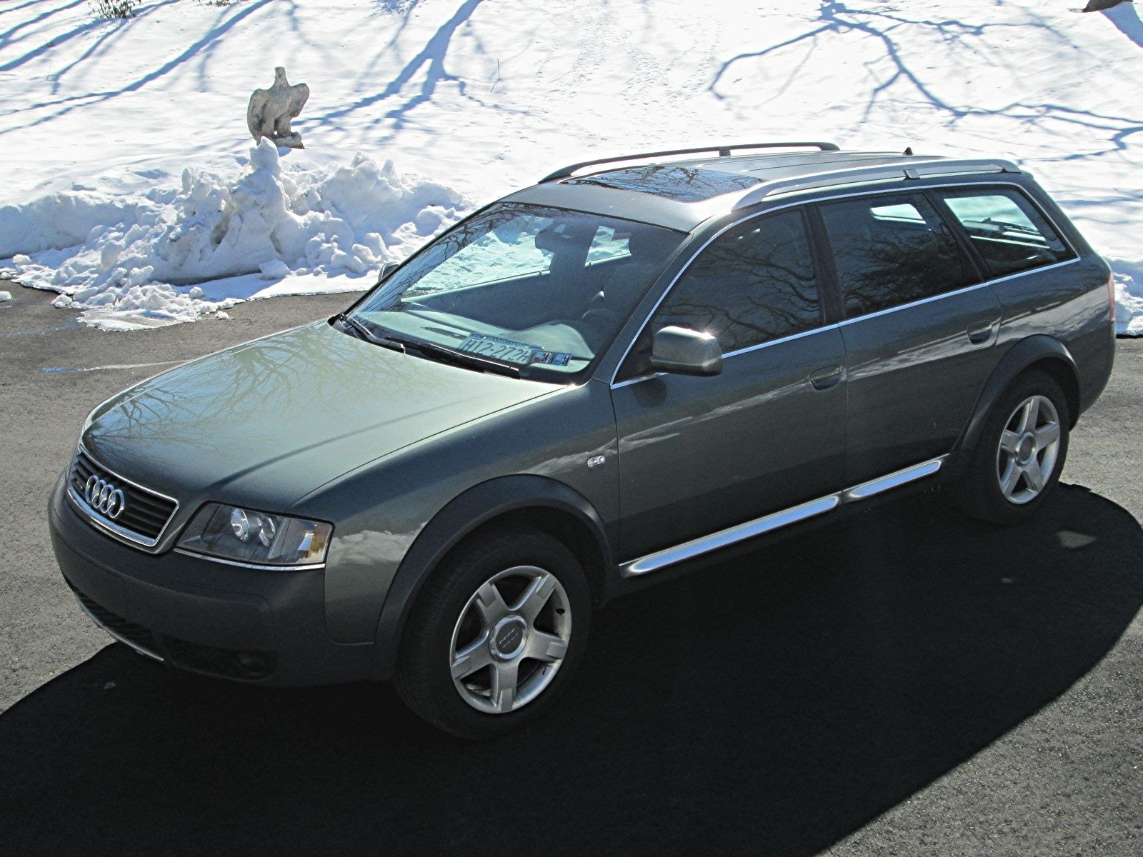 Picture of 2002 Audi Allroad Quattro 4 Dr Turbo AWD Wagon