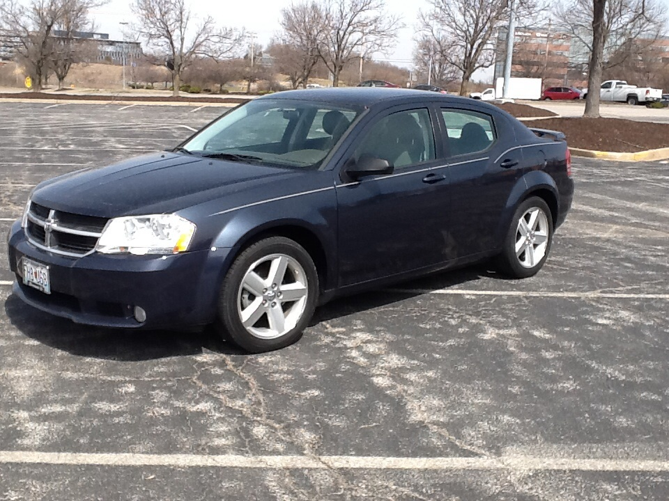 used 2014 dodge avenger review ratings edmunds autos post. Black Bedroom Furniture Sets. Home Design Ideas