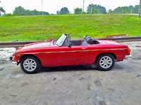 1974 MG MGB Overview