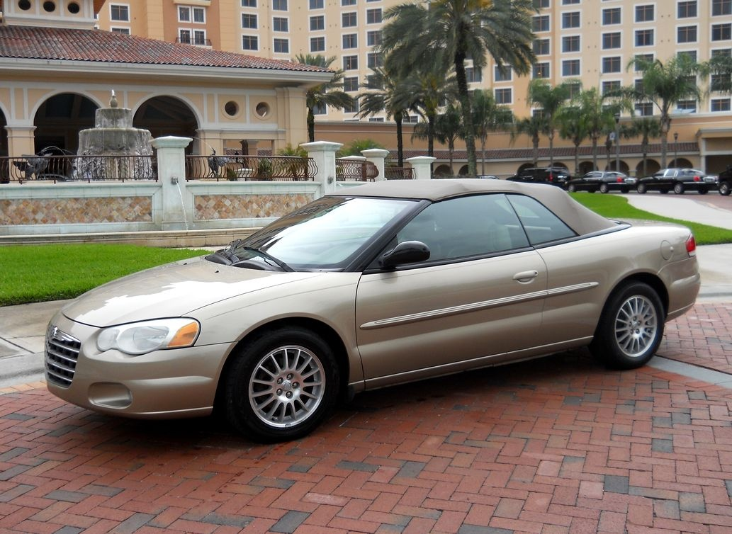 picture of 2004 chrysler sebring touring convertible exterior. Cars Review. Best American Auto & Cars Review