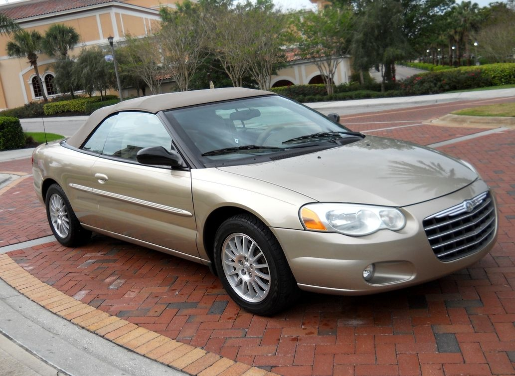 2004 chrysler sebring coup related infomation specifications weili automotive network. Black Bedroom Furniture Sets. Home Design Ideas