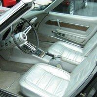Picture of 1975 Chevrolet Corvette Convertible, interior