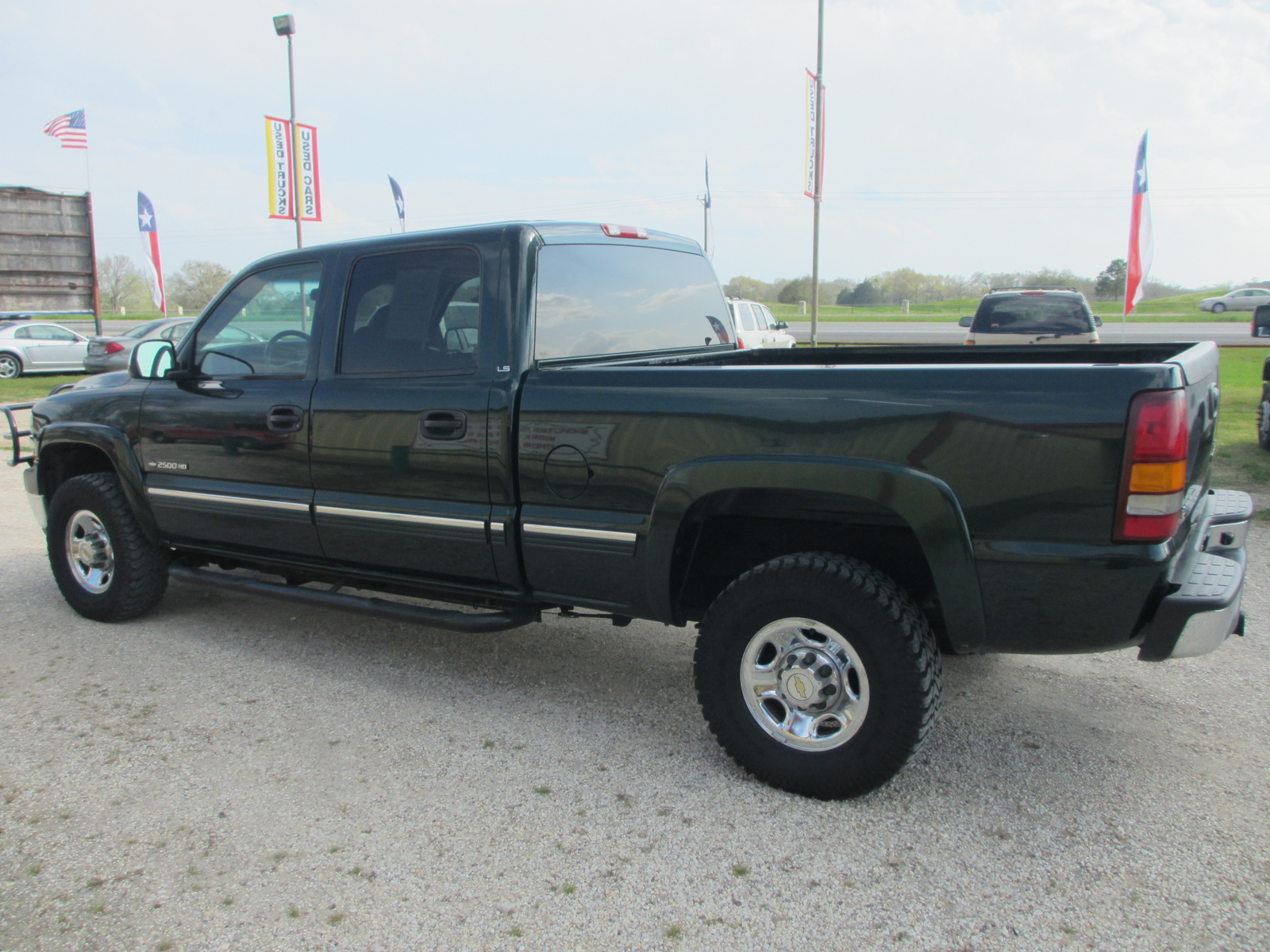 picture of 2002 chevrolet silverado 2500hd 4 dr ls extended cab sb hd. Cars Review. Best American Auto & Cars Review