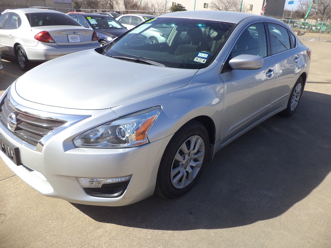 2014 nissan altima for sale in dallas tx cargurus. Black Bedroom Furniture Sets. Home Design Ideas