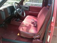 Picture of 1990 Chevrolet S-10 STD Standard Cab LB, interior