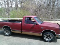 Picture of 1990 Chevrolet S-10 STD Standard Cab LB, exterior, gallery_worthy