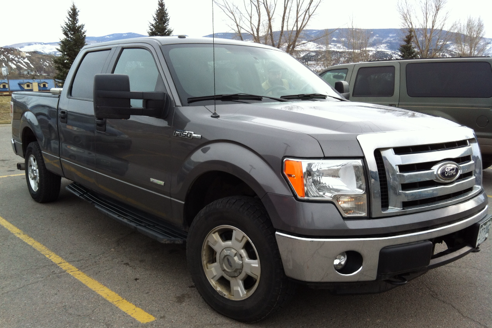 Pin 2015 Ford F 150 Raptor Front Grill On Pinterest Pin 2012 Ford F 150 Supercrew Xlt on Pinterest