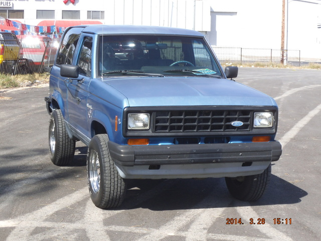 Picture of 1984 Ford Bronco II XLS 4WD