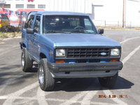 1984 Ford Bronco II Overview