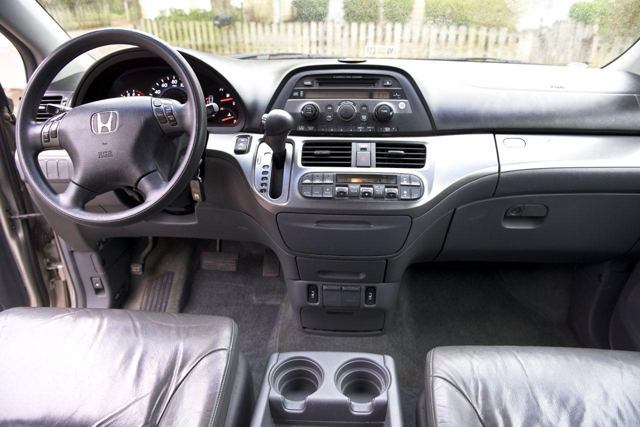 2005 Honda Odyssey Pictures Cargurus