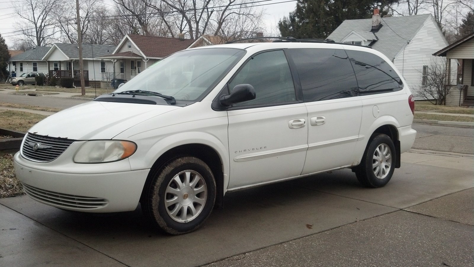 used 2001 chrysler town and country minivan pricing 2016 car release. Cars Review. Best American Auto & Cars Review