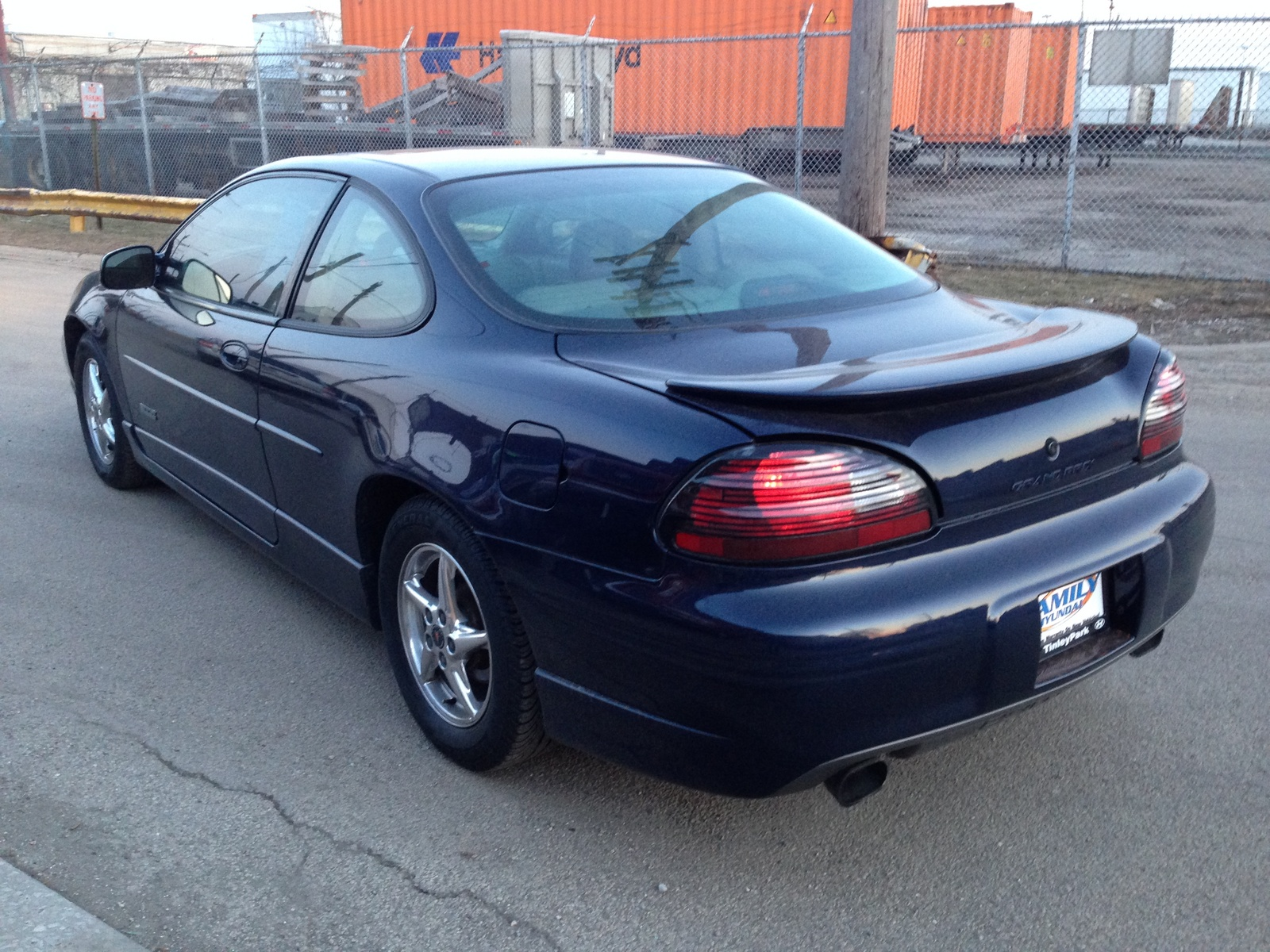 famous 2000 pontiac grand prix gtp coupe picture interior. Black Bedroom Furniture Sets. Home Design Ideas
