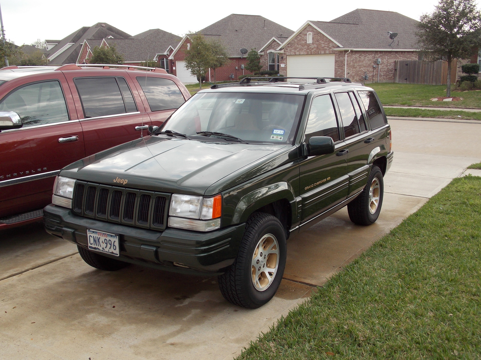 Used 2014 Jeep Grand Cherokee >> 1996 Jeep Grand Cherokee - Pictures - CarGurus