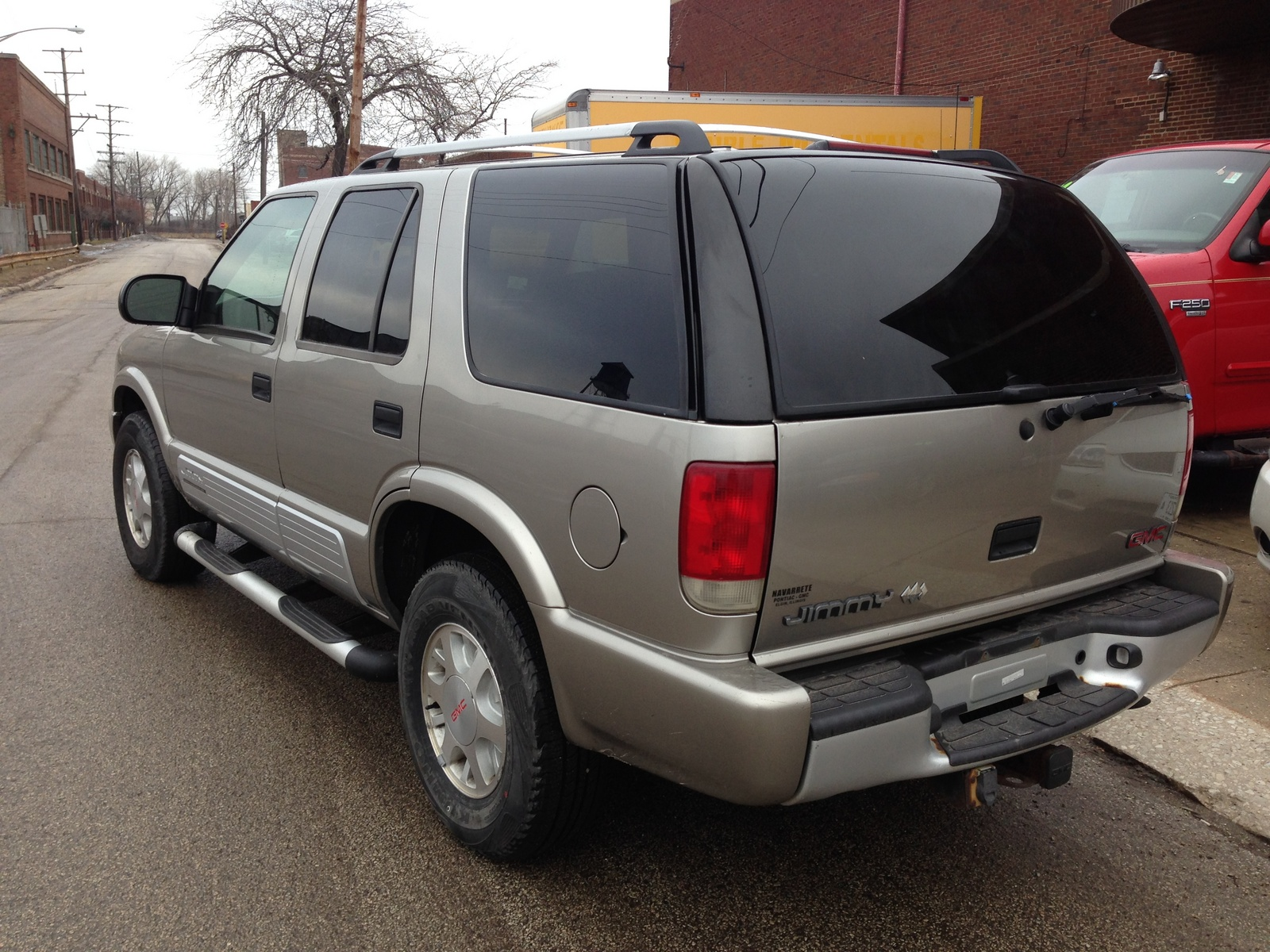 Picture of 2001 gmc jimmy 4 dr diamond edition 4wd suv exterior