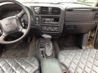 Picture of 2001 GMC Jimmy 4 Dr Diamond Edition 4WD SUV, interior